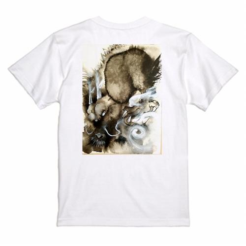 陥穽Tシャツ-XL