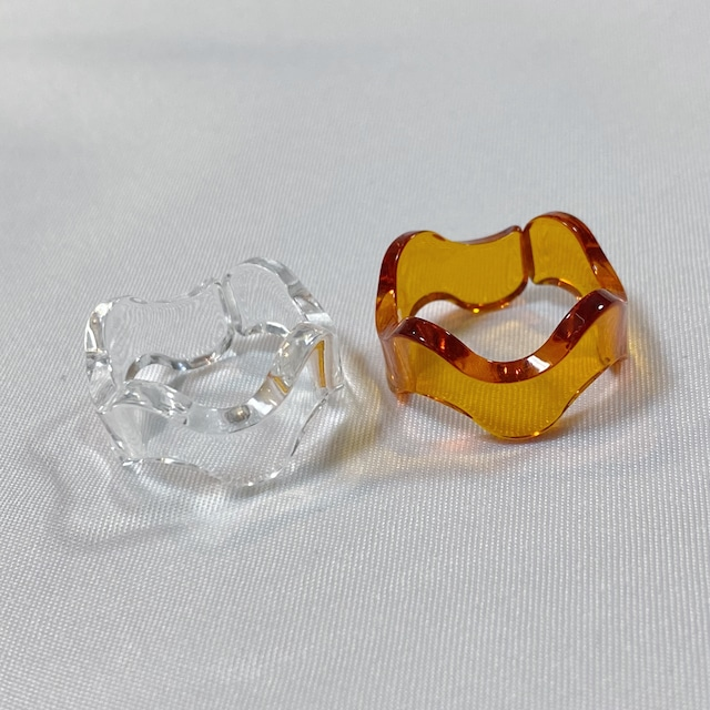 wave clear ring[2104-56]