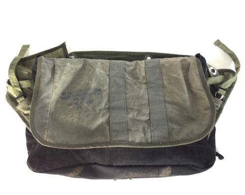 Vintage Messenger Bag military 【messenger02】