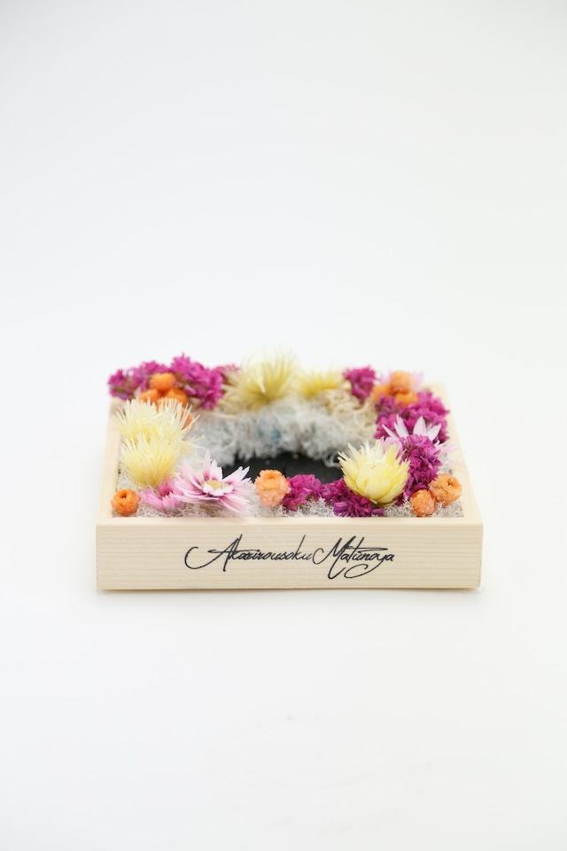 No.210 flower candle stand | gift box 5700