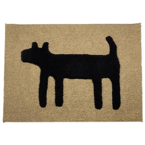 F/style(エフスタイル) House Doggy Mat(M) ブラック