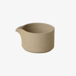 HASAMI PORCELAIN (ハサミポーセリン) Milk Pitcher (Natural / ナチュラル ) HP028【85x72】 ミルクピッチャー