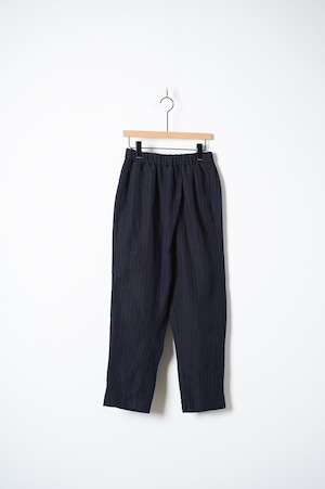 TWIST PANTS stripe /OF-P104S