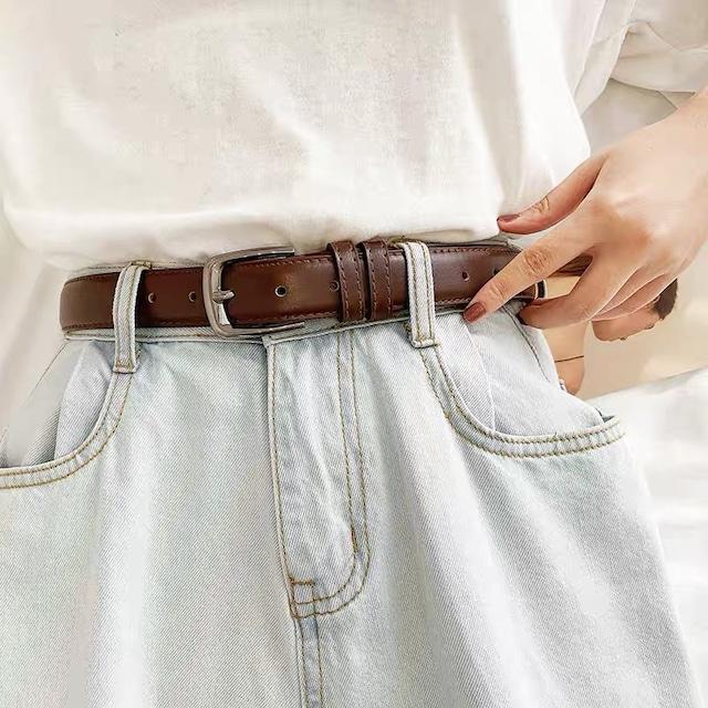 basic belt 2c's