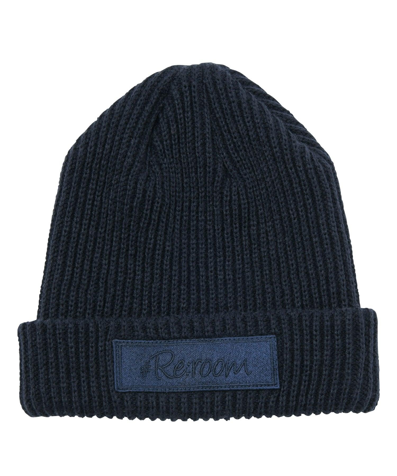 BOX LOGO KNIT CAP[REH116]