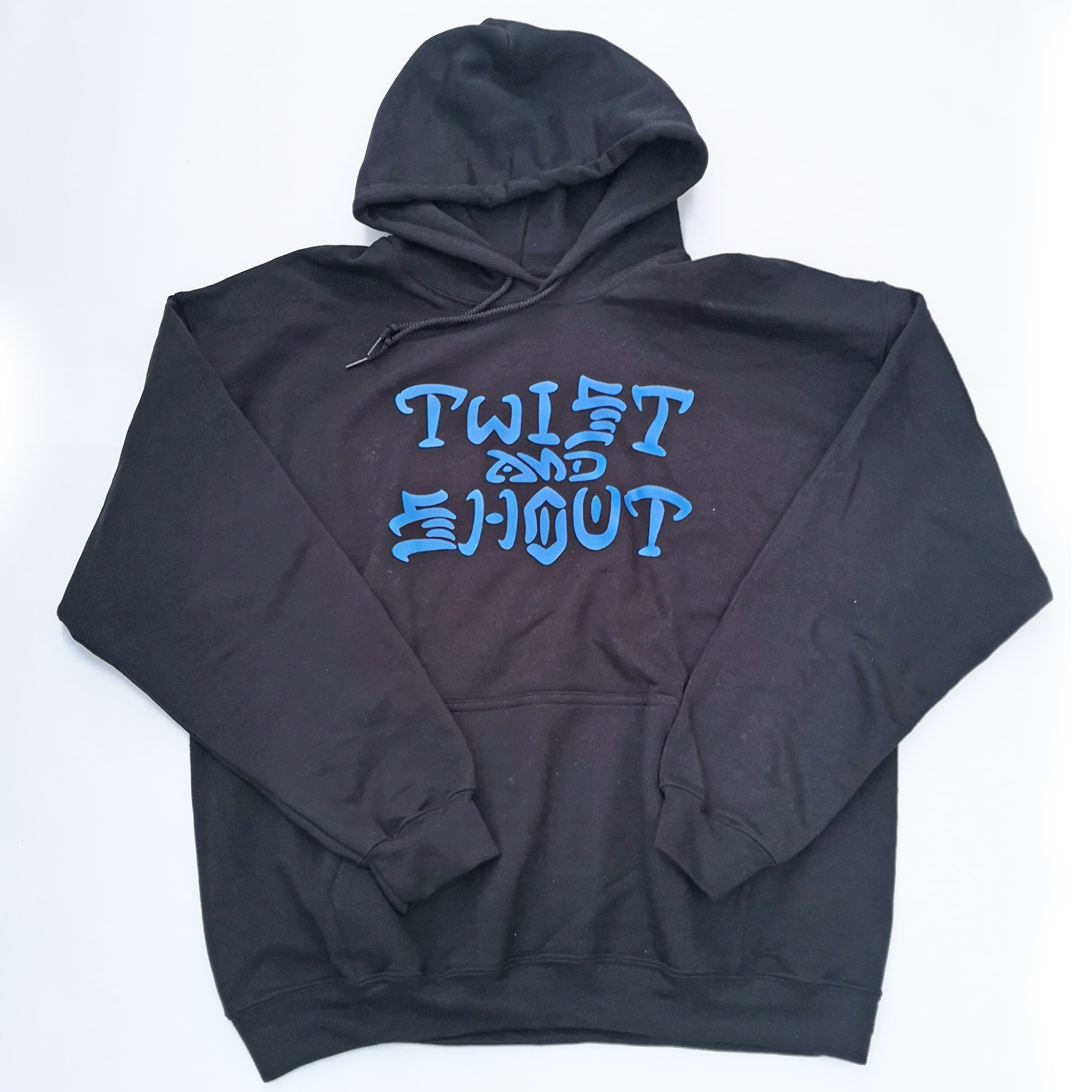 ||||| TWIST AND SHOUT HOODIE L