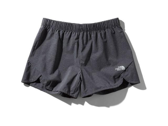 【tnf】 Swallowtail Ladys Short Pants(Mix Charcoal)