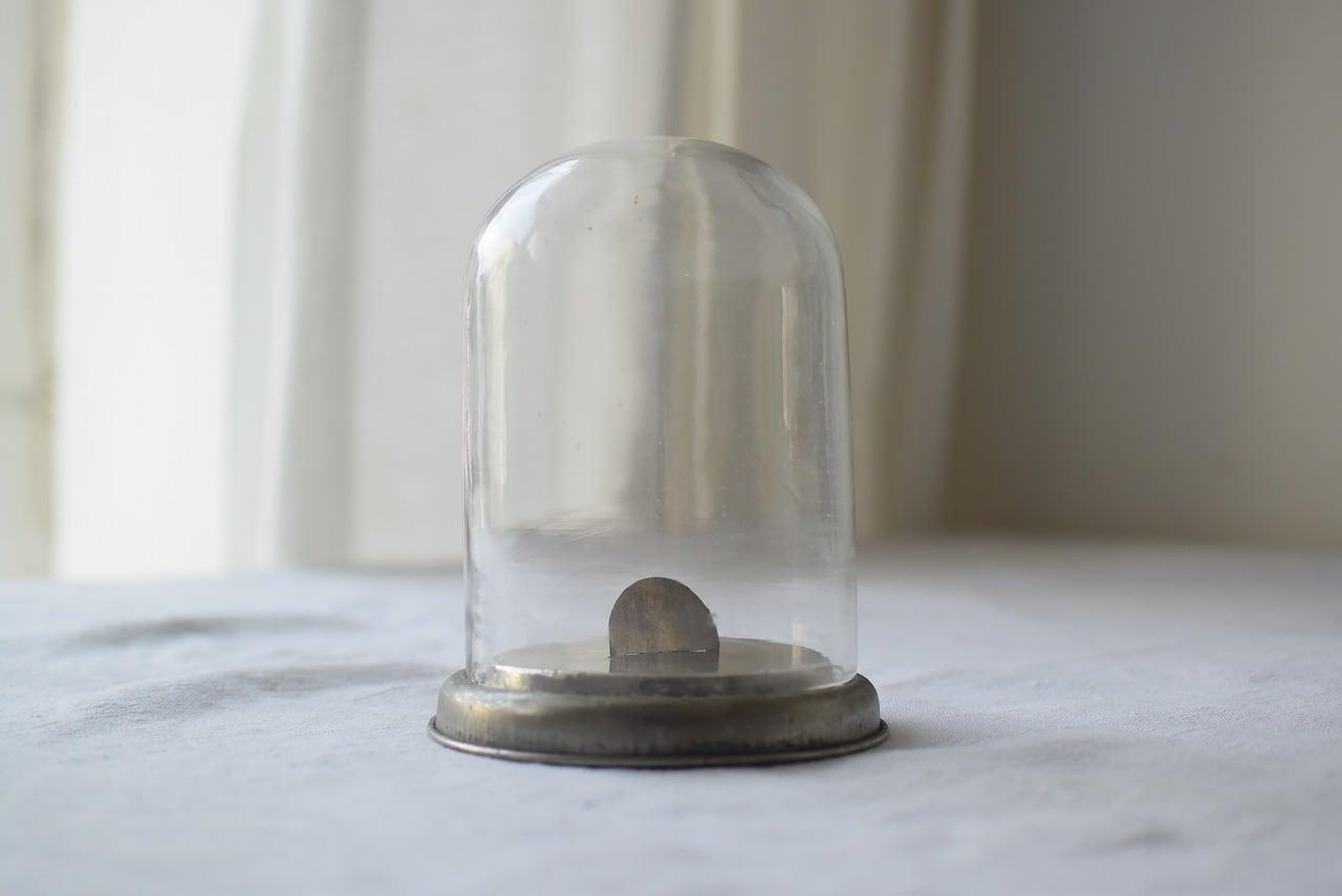 タバコ屋さんのガラスドーム