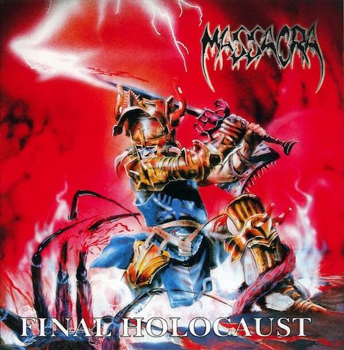 """MASSACRA """"Final Holocaust""""  (輸入盤)"""