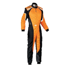 KK01727C179 KS-3 Suit for children (Fluo Orange / Black ) 2019 MODEL