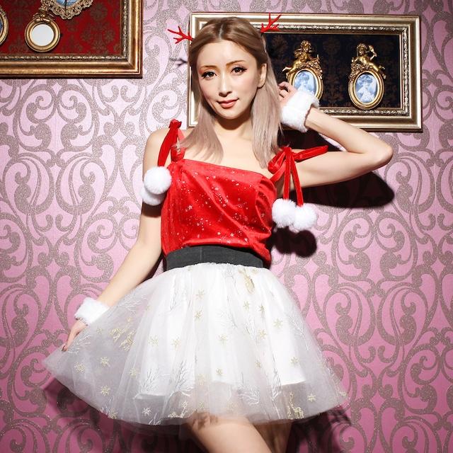 コスプレ クリスマス コスチューム 衣装 仮装 レディース YN1036
