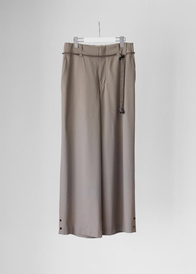 ETHOSENS  wide pants   (set up 可)