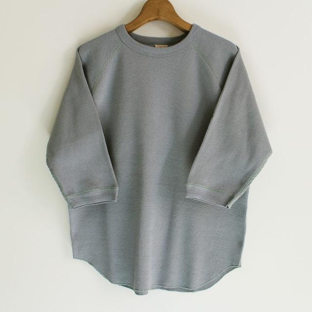 FilMelange フィルメランジェ  RODERICK  ロードリック  メンズ 7分袖サーマルTシャツ