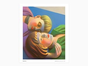 Chen Ke - Bauhaus Gal no.11, 2021 (signed poster)