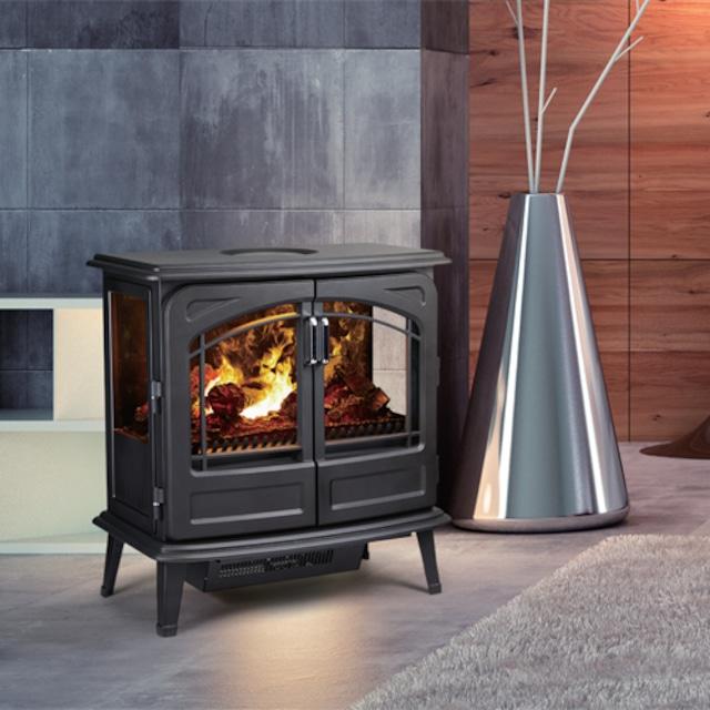 【お取り寄せ商品】Dimplex Electric Fire(電気暖炉)FortroseⅡ