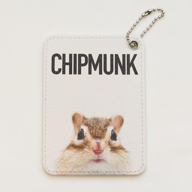 パスケース/CHIPMUNK②/PA-MA-001