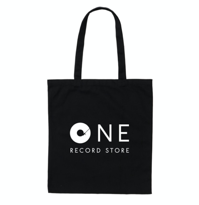 ONE RECORD STORE オリジナルトートバッグ