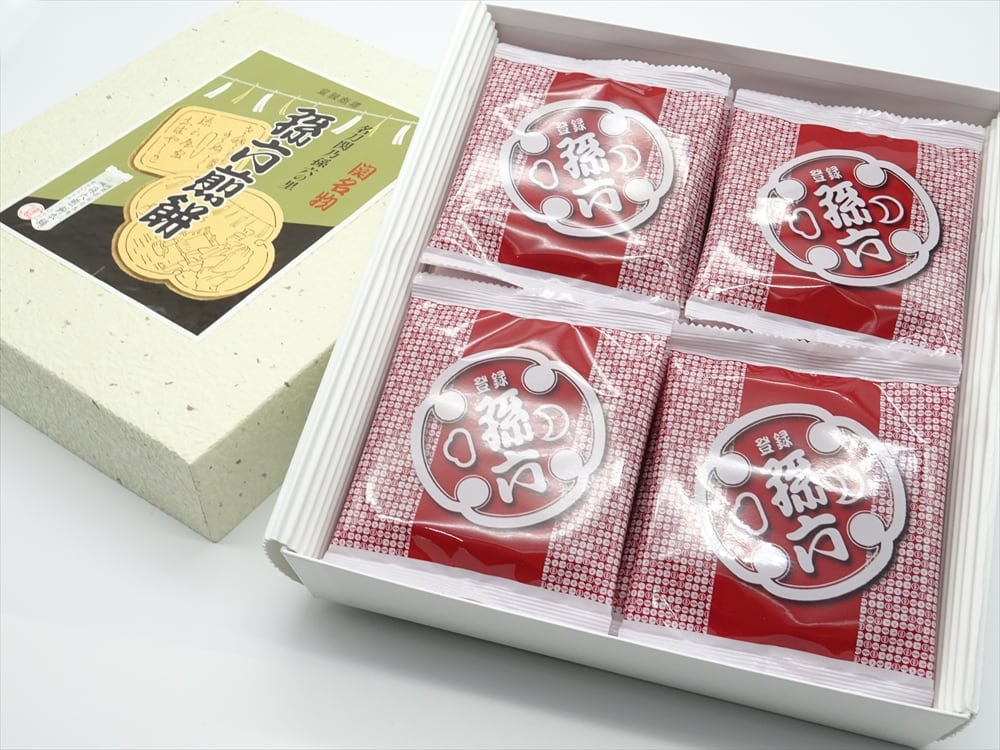孫六煎餅(16枚入り)