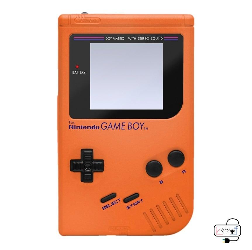 プレステージシェルキット【パールオレンジ】(USB-Cバッテリーパックモデル)