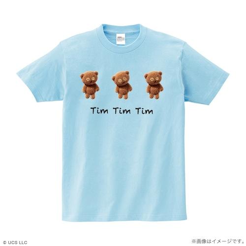 Tシャツ/ミニオン(Tim Tim Tim ブルー)【MINIONS POP UP STORE 限定】