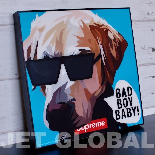 バッドボーイベイビー/ BAD BOY BABY / Lサイズ 52cm / PAPAN_0001