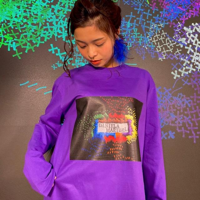 Back stitch Long sleeve shirt