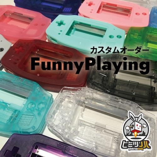 カスタムオーダー(Funny Playingカスタム)【ボタン、ラバーパッド、スクリーン別売り】