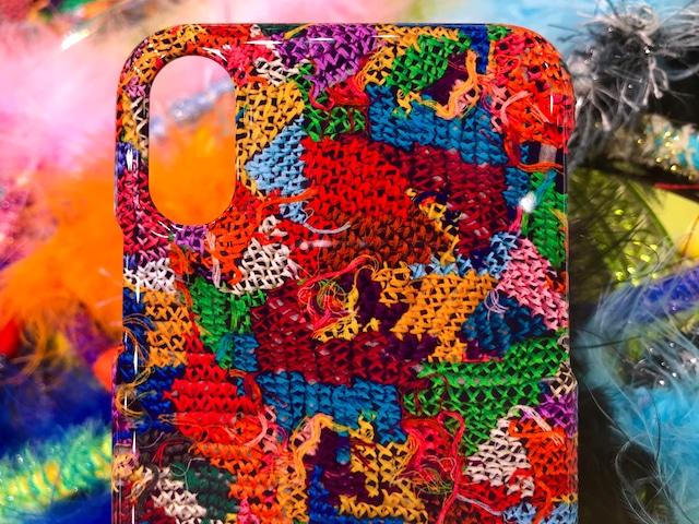 Cross stitch Smartphone case ◎ Normal
