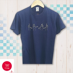 『カチャーシー : 深海』 - Tシャツ