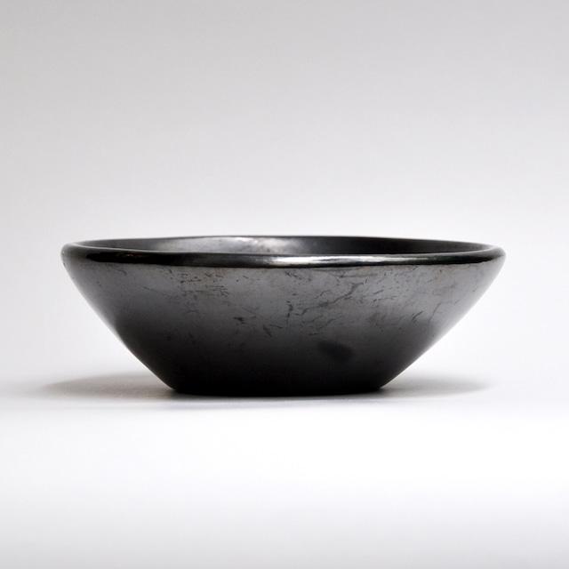 EREACHE エレアチェ 素焼き 黒 ボウルA 食器 メキシコ オアハカ No.1