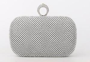 5800 クラッチバッグ レディース パーティーバッグ キラキラ スパンコール ダイヤモンド イブニングバッグ 結婚式バッグ 肩掛けバッグ