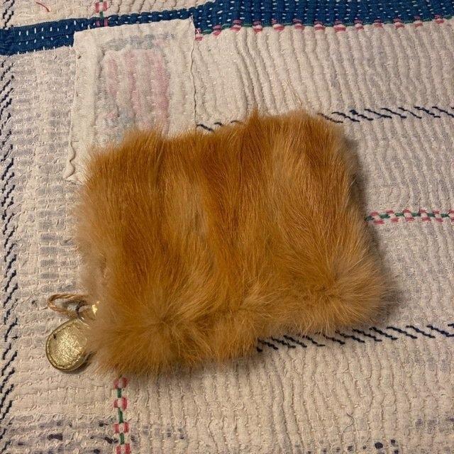 Robita(ロビタ) FOXファーコンパクト財布