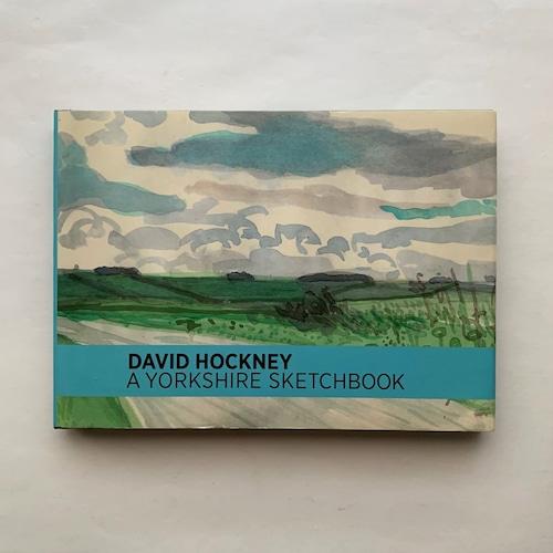 David Hockney a Yorkshire Sketchbook / デイヴィット・ホックニー