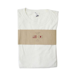 【日本製】アメリカ仕様 ヴィンテージ半袖Tシャツ M