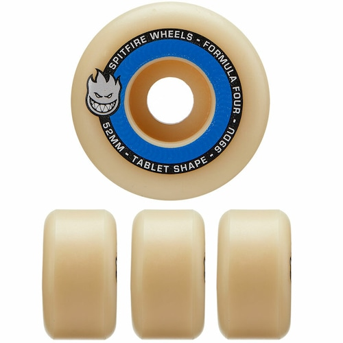 SPITFIRE FORMULA FOUR TABLET 99A 52mm 【 スピットファイヤー F4 タブレット ウィール 】