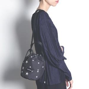 14654000【CONVERSE/コンバース】STAR PUFFER DRAWSTRING BAG/スター巾着ショルダーバッグ