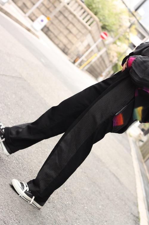 COMME des GARCONS 2009 design slacks size31