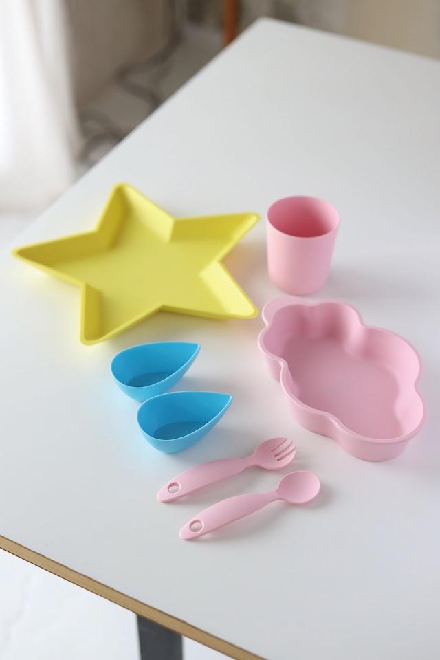 Nature tableware set 食器セット 子供用食器 出産祝い