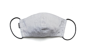 吸水速乾COOLMAX使用 日本製 新作ストライプマスク グレー