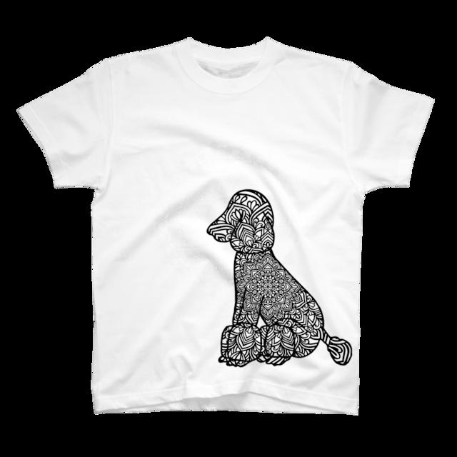 プードル Tシャツ
