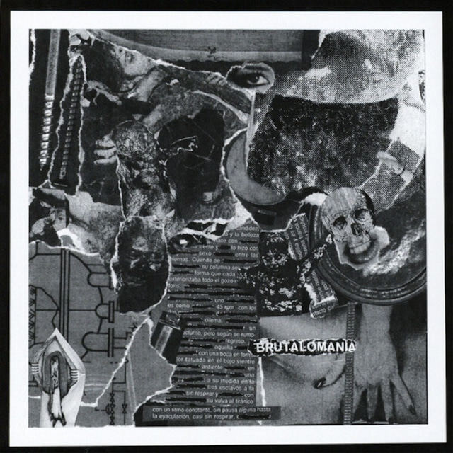 """Brutalomania / Bastard Noise – Un Deconstructo Corto, Feo Y Violento / Desperate Actions Against The Violence Upon And Systematic Murder Of Animals(7"""")"""