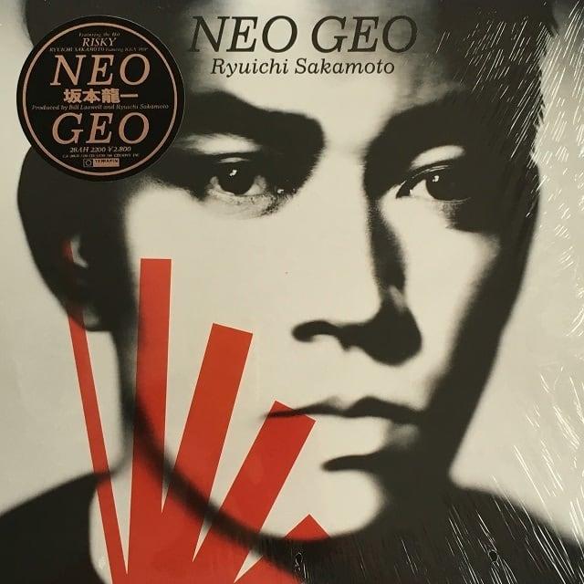 【LP・国内盤】坂本龍一  /  Neo Geo