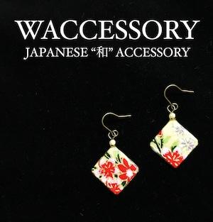 WACCESSORY『尚』_ピアス/イヤリング