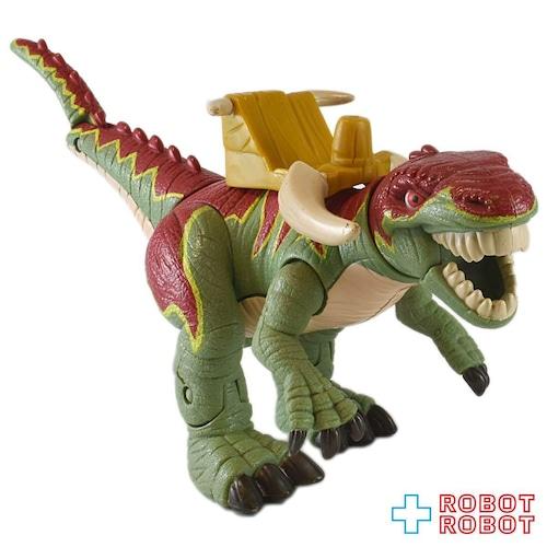 マテル イマジネクスト ダイナソーズ アロサウルス アクションフィギュア 恐竜