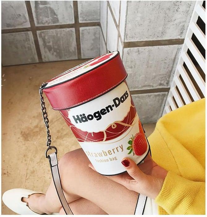 【SELECT】Haagen-Dazs BAG