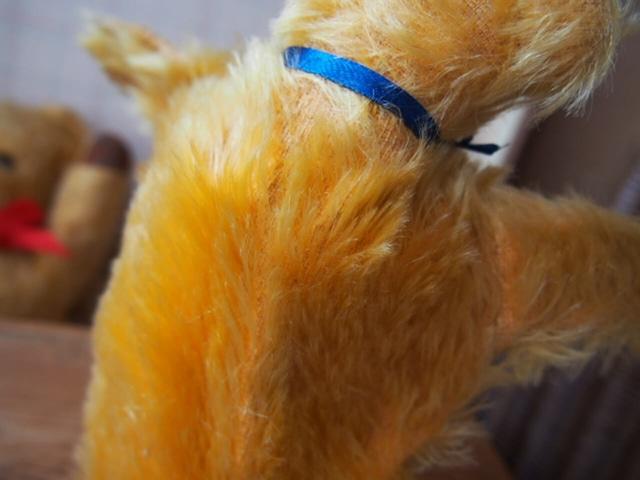 イギリスアンティーク クマのパペット