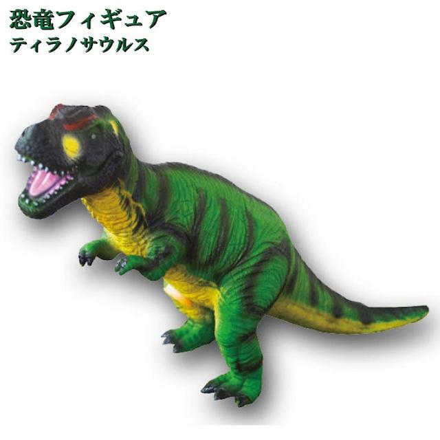 ティラノサウルス 恐竜 666D-81-27-468 フィギュア ダイナソー ビッグサイズ  リアル 子供から大人まで コレクション