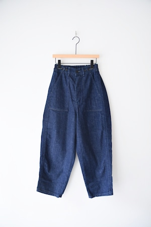 【RESTOCK】JAMES PANTS one wash/OF-P045OW