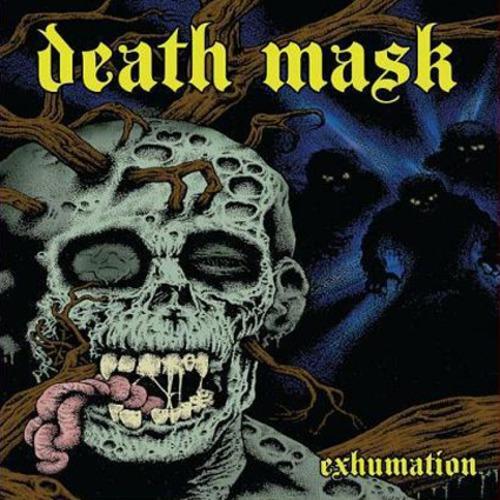 """DEATH MASK """"Exhumation"""" (輸入盤)"""