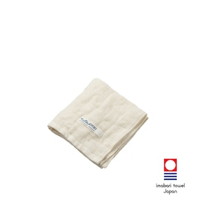 KuSu POP paletone 3重ガーゼウォッシュタオル/ナチュラル1-60070-51-BE